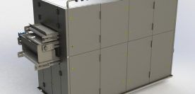 Freezing machines for food products
